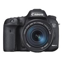 CANON EOS 7D Mark II with 15-85mm f3.5-5.6 IS USM