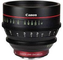 Canon Cine CN-E85mm T1.3 L F