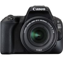 Canon EOS 200D Kit (EF-S18-55 IS STM)