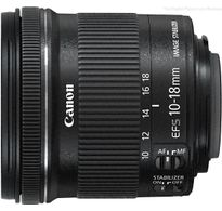CANON EFS 10-18MM F4.5-5.6 IS STM