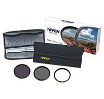 Tiffen 52mm Digital Essentials Filter Kit