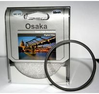 Osaka 58mm MC UV Filter
