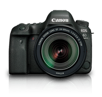 Canon EOS 6D Mark II Kit (EF24-105mm f/4L IS II USM)