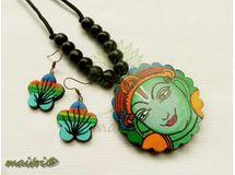 Terracotta Jewelry - Terracotta Set TMD201i