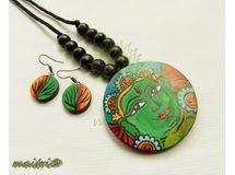 Terracotta Jewelry - Terracotta Set TMD201l