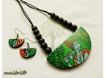 Terracotta Jewelry - Terracotta Set TMD201n