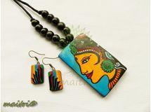 Terracotta Jewelry - Terracotta Set TMD201o