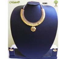 Coin Necklaces Set - Kasu Mala - KM6