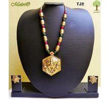 Temple Jewelry - Temple Necklace Set - TJ2
