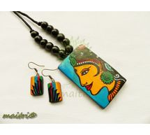 Terracotta Jewelry - Terracotta Set TMD201o