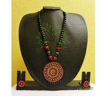 Terracotta Jewelry - Terracotta Set TSD511