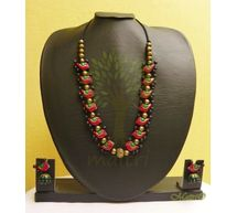 Terracotta Jewelry - Terracotta Set TSD515