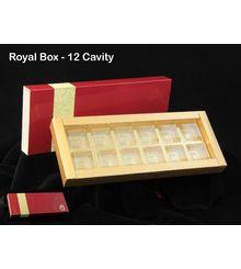 Royal Chocolate Box ( 12 cavity )