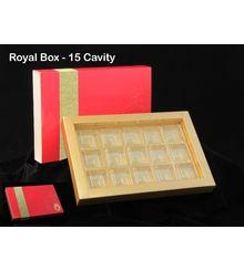 Royal Chocolate Box ( 15 cavity )
