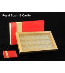 Royal Chocolate Box ( 18 cavity )
