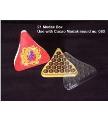 Modak Box 2 (21 cavities)