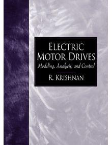 Electric Motor Drives | Krishnan