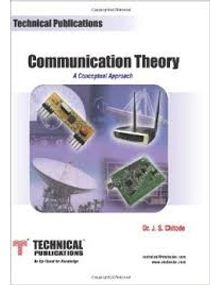 Communication Theory | Chitode