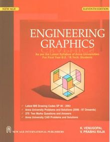 Engineering Graphics | K.Venugopal
