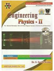 Engineering Physics 2 | Senthil Kumar