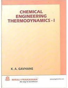 Chemical Engineering Thermodynamics 1 | K.A.Gavhane