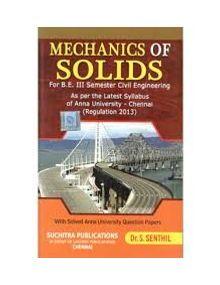 Mechanics Of Solids | Dr.S.Senthil