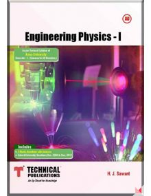Engineering Physics 1 | H.J.Sawant