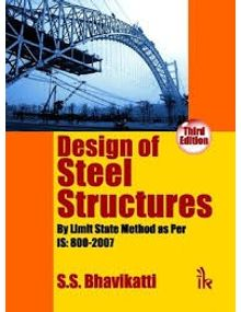Design of Steel Structures | S.S.Bhavikatti