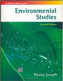 Environmental Studies | Benny Joseph