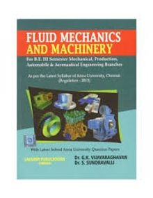 Fluid Mechanics And Machinery | Dr.G.K. Vijayaraghavan
