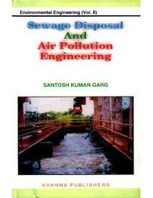 Sewage Disposal and Air Pollution Engineering | Santhosh Kumar Garg