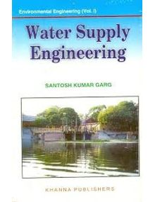 Water Supply Engineering | Santhosh Kumar Garg