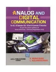 Analog And Digital Communication | K.Muralibabu