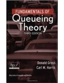 Fundamentals of Queueing Theory | Donald Gross, Carl Harris