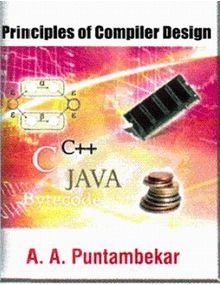 Compiler Design (Principles of Compiler Design) | A. A Puntambekar