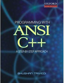 Programming with ANSI C++ | Bhushan Trivedi