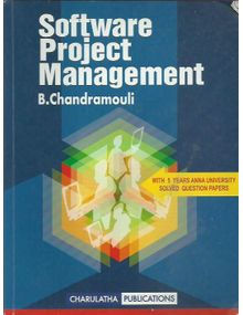 Software Project Management | B.Chandramouli