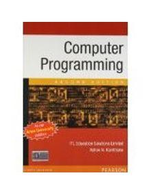 Computer Programming | Ashok N.Kamathane