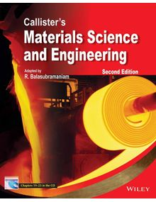 Callister's Materials Science and Engineering |  R. Balasubramaniam