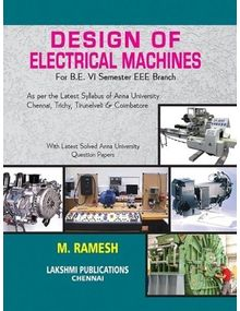 Design of Electrical Machines | Ramesh