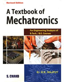 A Textbook of Mechatronics | Rajput