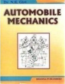 Automobile Mechanics | N. K. Giri