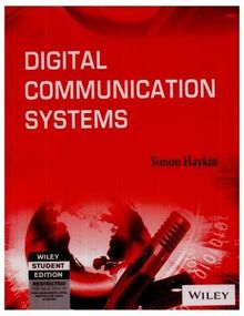 Digital Communication Systems | Simon Haykin