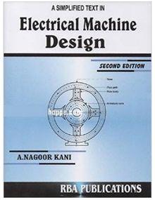Electrical Machine Design | Nagoor kani