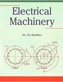 Electrical Machinery | P. S. Bimbhra