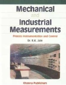 Mechanical and industrial Measurements | R.K.Jain