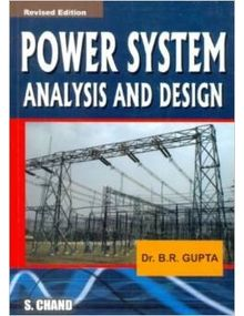 Power System Analysis and Design | B. R. Gupta
