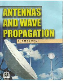 Antennas and Wave Propagation | A. Amsaveni