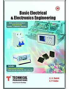 Basic Electrical and Electronics Engineering | U A Bakshi, A P Godse