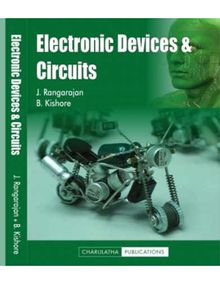 Electronic Devices and Circuits | J.Rangarajan